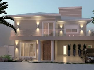 THEROOM ARQUITETURA E DESIGN Classic style houses