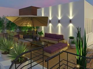 THEROOM ARQUITETURA E DESIGN Modern home