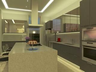 THEROOM ARQUITETURA E DESIGN Kitchen