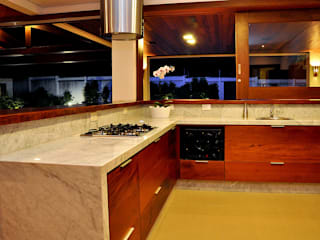 THEROOM ARQUITETURA E DESIGN Modern kitchen