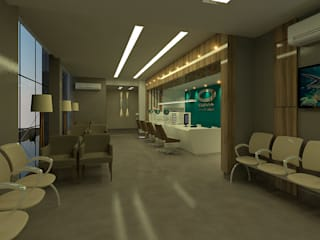 THEROOM ARQUITETURA E DESIGN Clinics