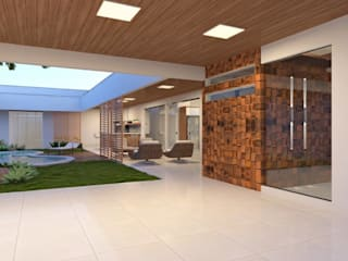 THEROOM ARQUITETURA E DESIGN Modern home