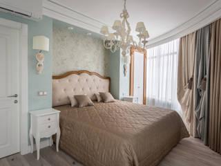 Classic style bedroom by Bellarte interior studio Classic