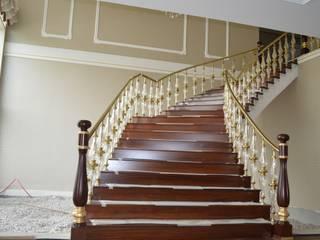 DEKODİZAYN pirinç mob. dek. ltd. şti. – merdiven korkulugu:  tarz Oteller