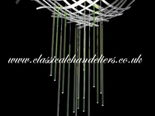 Designer Lighting Chandeliers For High End Residential Or Commercial Property Classical Chandeliers Vestíbulos, pasillos y escalerasIluminación