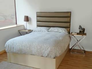 Dormitorios modernos: Ideas, imágenes y decoración de Ana G. Carpallo Moderno
