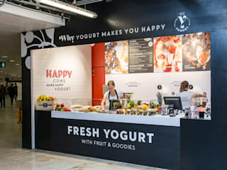 Y-yogurt:  Winkelruimten door Spacific