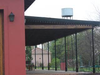 Casa en Club de Chacras La Ranita Diego Porto Arquitecto