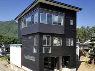 House H2 モダンな 家 の 一級建築士事務所 ima建築設計室 モダン