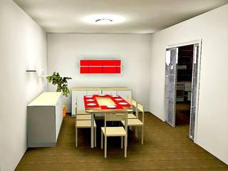 Salle à manger de style  par mydesign.vm, Minimaliste