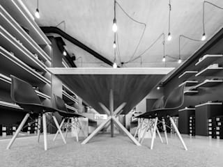 Offices & stores by JUCH DESIGN ®