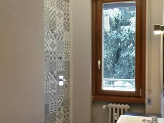 Casas de banho modernas por Architetto Alberto Colella