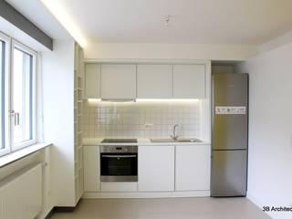 3B Architecture Modern kitchen White
