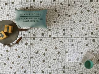 Bits&Pieces: Pareti in stile  di Ceramiche Addeo