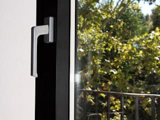 CARPINTEK GROUP Windows & doors Windows Kayu Black