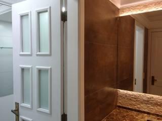 LAVABO V. CONCEIÇÃO: Banheiros  por Marisol Réquia Arquitetura,