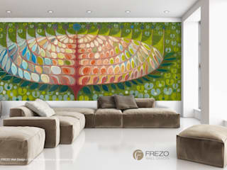 modern  by FREZO Wall Design, Modern