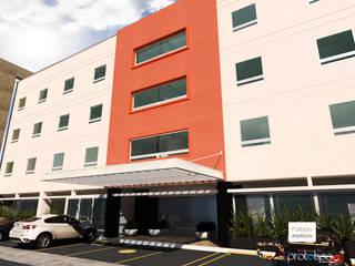 Prototipo Arquitectos 飯店 Orange