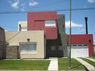 Houses by G-R Arquitectura