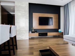 Ormezowski - projektowanie wnętrz 客廳