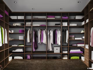ООО «Раумплюс» Dressing roomStorage