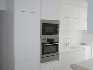 CARLO CHIAPPANI interior designer Kitchen White
