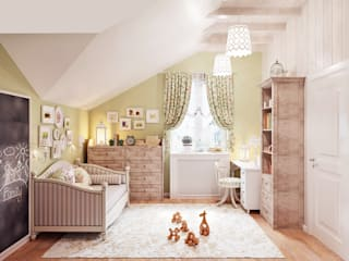 by Студия дизайна Interior Design IDEAS Country