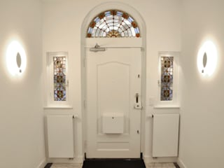 Renovatie kantoor 1920:  Kantoor- & winkelruimten door Margreet van der Hoeven Architecten