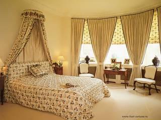 Шторы для спальни:  в . Автор – Лучшие шторы