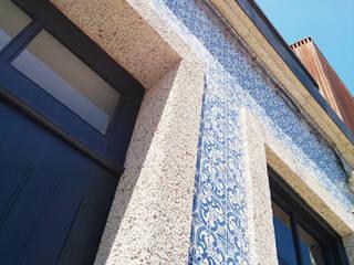 Casa dos Mercantéis Casas minimalistas por GRAU.ZERO Arquitectura Minimalista
