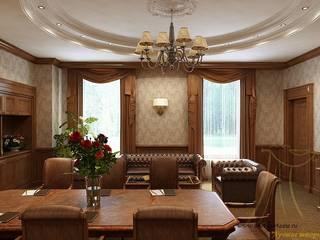 Шторы для кабинета :  в . Автор – Лучшие шторы