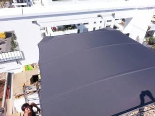 derraumhoch3 Modern Terrace