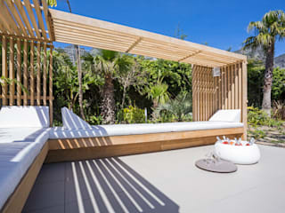 Amara Bakoven: AFTER palms:   by Urban Landscape Solutions