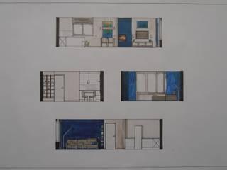 Jongvolwassenen eerste huis van Designed by Elroy