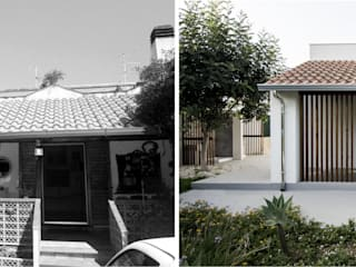 Modern Houses by Domenico Architetto Moschetto Modern