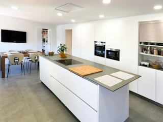Кухни в . Автор – arqubo arquitectos, Модерн
