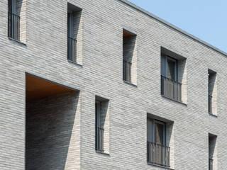 구월동 근린생활시설 및 다가구주택: 서가 건축사사무소의  주택
