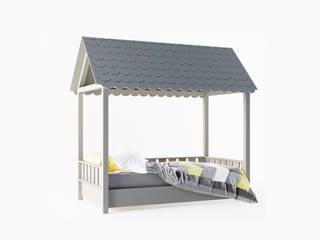 """Детская кровать """"Дом с крышей"""":  в . Автор – DreamlandHouse"""