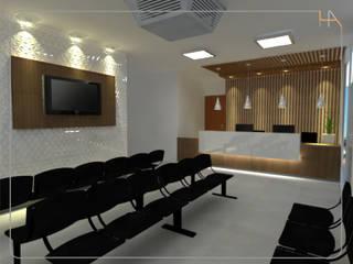 Humanize Arquitetura モダンな病院