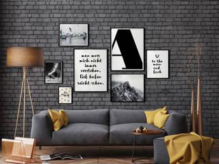 hiện đại  theo K&L Wall Art, Hiện đại