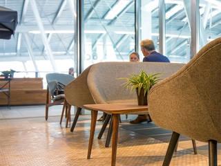 Vloer Bar Centraal in Utrecht:  Muren door Designtegels