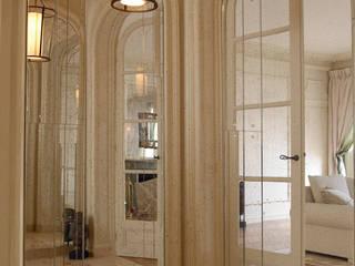 Париж 2 Коридор, прихожая и лестница в модерн стиле от Владимир Кот Модерн