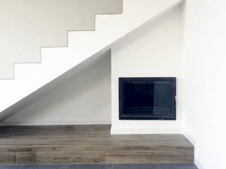 Aulaquattro Living roomFireplaces & accessories