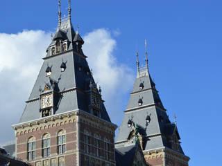 Rijksmuseum Amsterdam:  Huizen door Lei Import bv