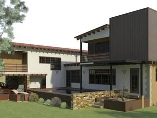 Arq. Rodrigo Culebro Sánchez Eclectic style houses