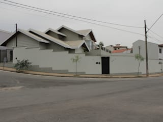 Lozí - Projeto e Obra Будинки