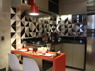 Modern Kitchen by Concept Engenharia + Design Modern MDF