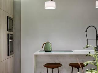 Cocinas de estilo moderno de CAMILA FERREIRA ARQUITETURA E INTERIORES Moderno