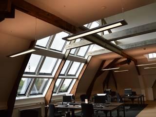 Koninklijk Instituut voor de Tropen te Amsterdam:  Ramen door Lei Import bv