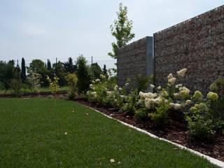 Modern garden من Lugo - Architettura del Paesaggio e Progettazione Giardini حداثي